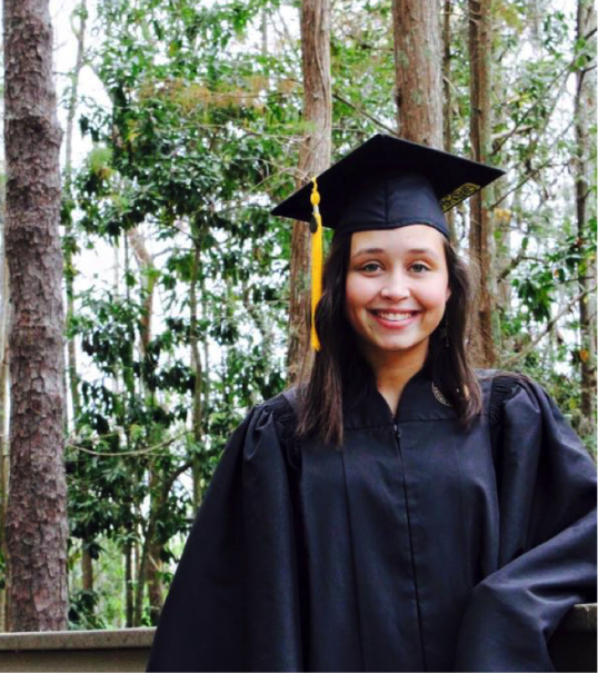 Geena Ildefonso is a second year doctoral student at Vanderbilt's Mathematical Biology doctoral degree program.