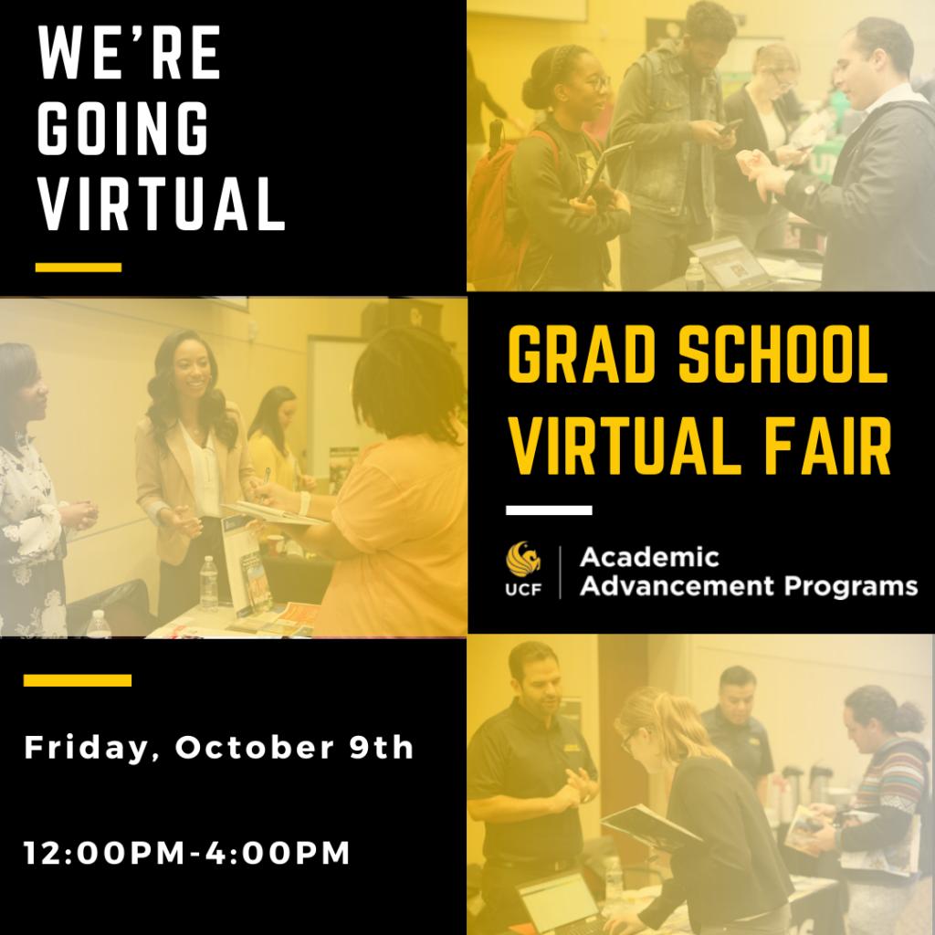 Graduate School Fair image