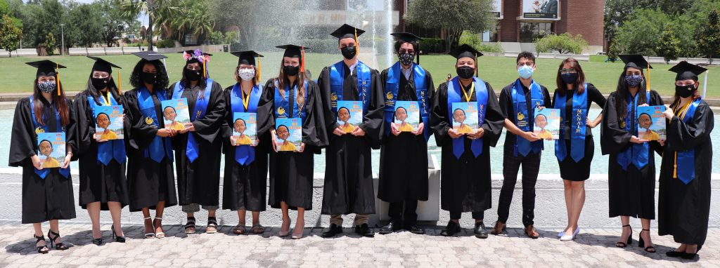 2021 McNair Graduating Cohort