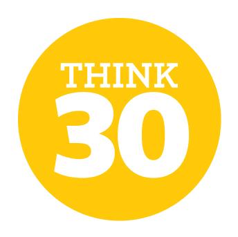 Think 30
