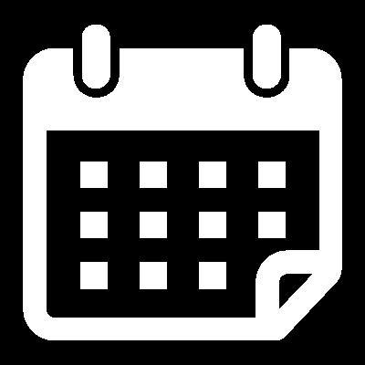 Calendar icon graphic