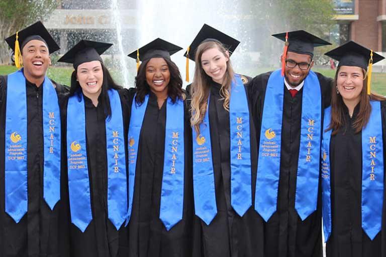 McNair Scholar Students